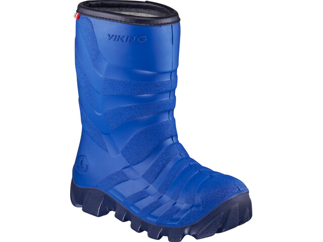 Viking Footwear Ultra 2.0 Boots Kids blue/navy